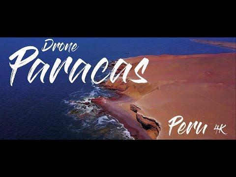4K Drone view // Paracas, Peru (DJI Mavic Pro)