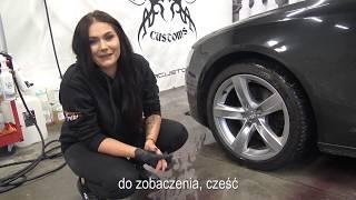 Jak wyczyścić felgi bez szorowania? Wheel Gel Plus vs  Judyta 🙂  RRCustoms
