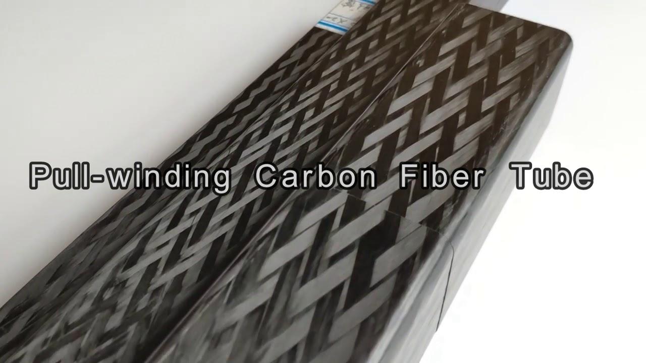 Betacryl Pure Acrylic Stone pullwinding carbon fiber tube | basalt.today