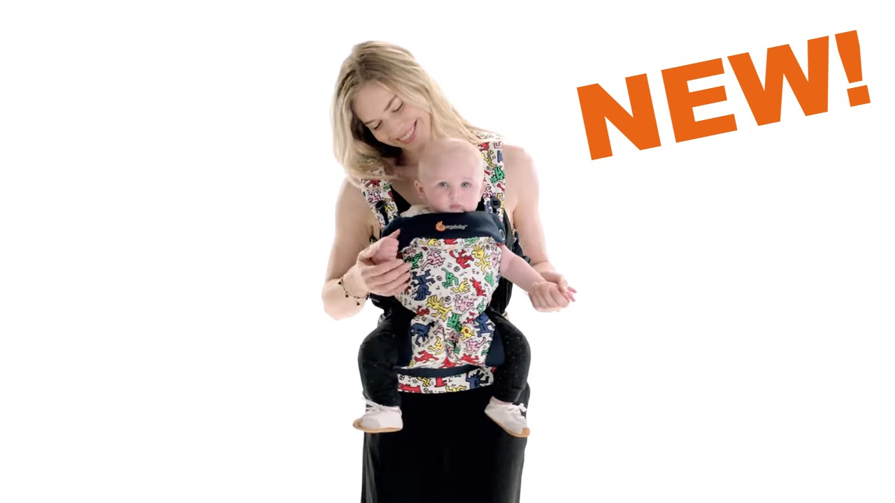 4dd017e02dc Keith Haring Ergobaby Carriers - YouTube