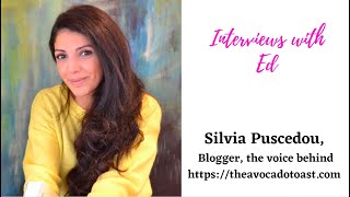 Silvia Puscedou, blogger and the voice behind https://theavocadotoast.com