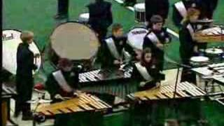 """The Journey Within"" Ronald Reagan High School Band 2002"
