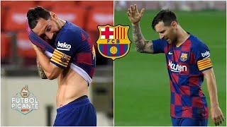 ¿DIVORCIO? Messi LE DIO DURO al Barcelona y todos ATACARON a Faitelson por exigente | Futbol Picante