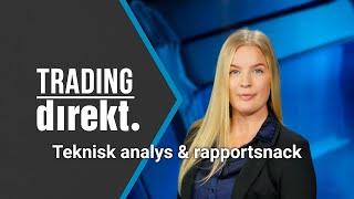 Trading Direkt 2020-01-31: Massvis med Tittarönskemål och intervju med Coelis aktiestrateg!