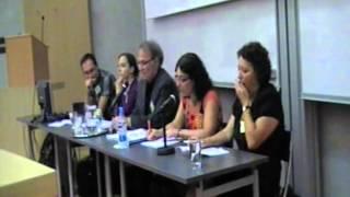 Kongres2012, četrtek, 3. del - sekcija o Bertu Pribcu in ok. miza Avtor, prevajalec in lektor