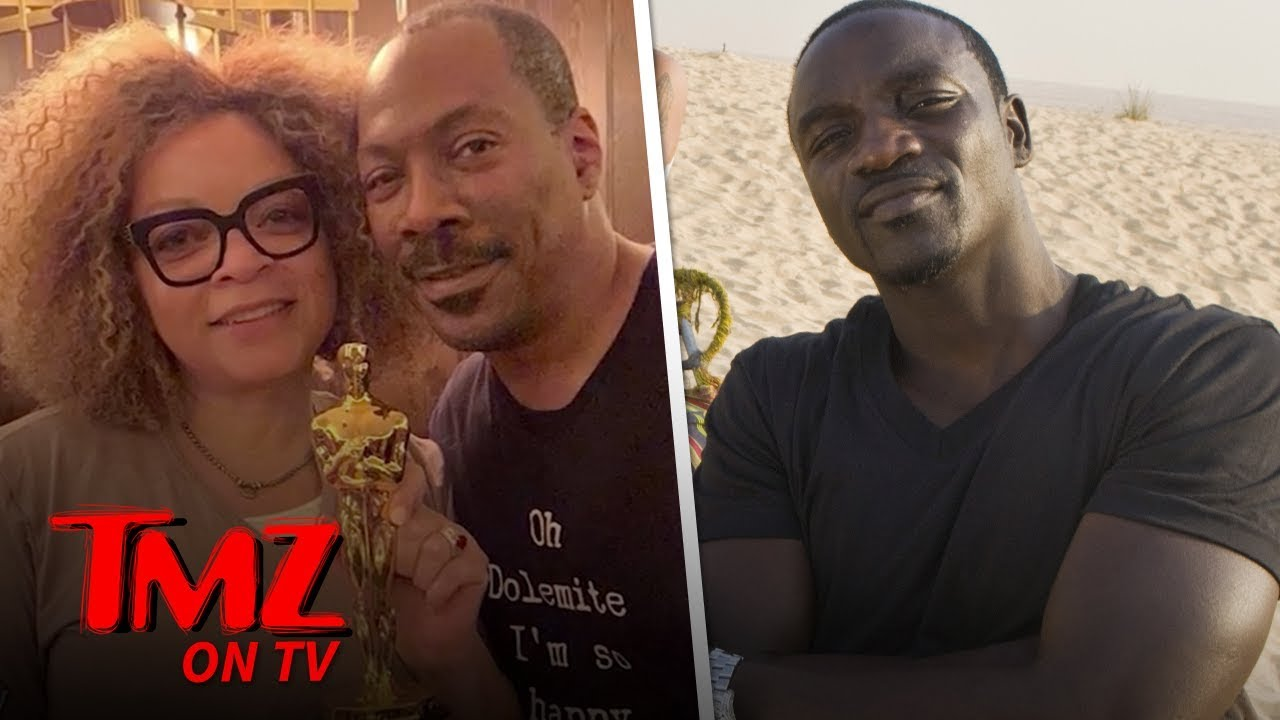 'Coming to America 2' Needs Real African Actors Says Akon! | TMZ TV