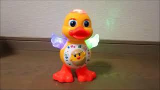 DANCING DUCK Musical Dancing Toys Duck Lights Action