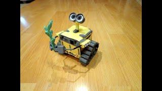 Как сделать сувенир робота  Wall-E