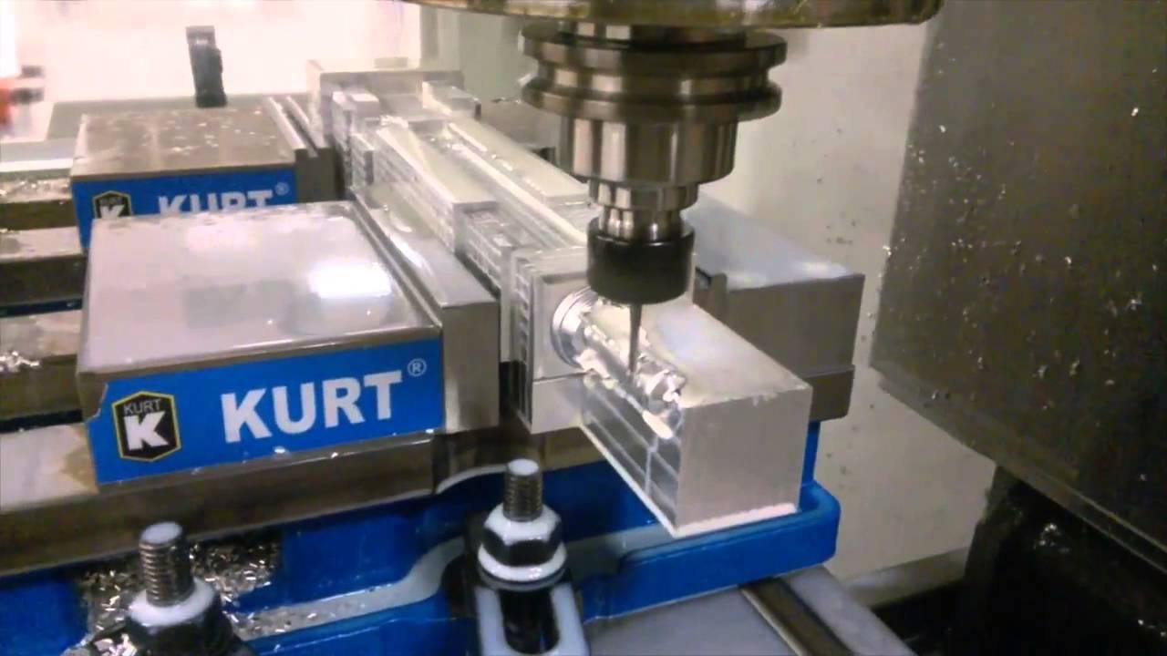 CNC Machine Training Reaches New Heights
