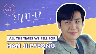 All the times we fell for Kim Seon-ho as Good Boy Han Ji-pyeong in Start-Up [ENG SUB]