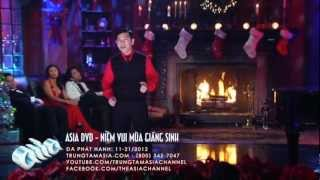 Mùa Đông Về Chưa Em - Đặng Thế Luân (Asia DVD: Niềm Vui Mùa Giáng Sinh)