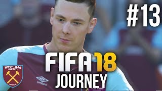 FIFA 18 The Journey Gameplay Walkthrough Part 13 - DANNY WILLIAMS  (Full Game)