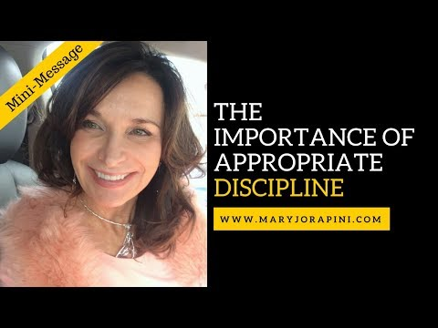 Why You should Discipline Your Son Or Daughter