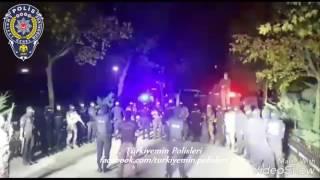 Terör Saldırısı Sonrası Polislerden İntikam Yemini