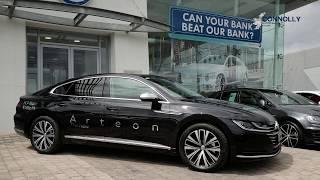 CMG  VW BALLINA AND SLIGO: The all new Volkswagen Arteon