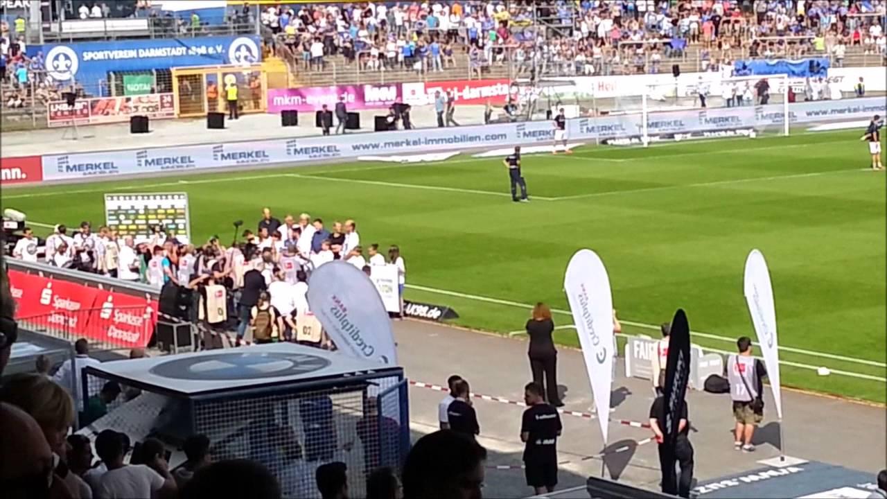 Eintracht Frankfurt Darmstadt