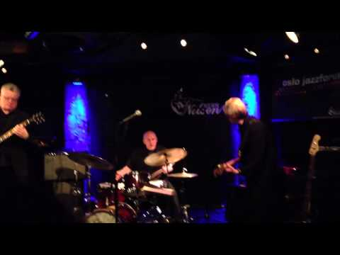 Terje Gewelt Trio At Hr.Nilsen