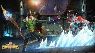 Marvel Contest of Champions Loki Spotlight
