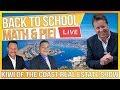 Time to go back to school  |  Kiwi of The Coast Real Estate & Lifestyle Show