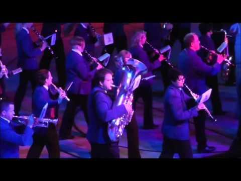 MV Dettighofen e.V. Live an der Laufenburger Musikshow