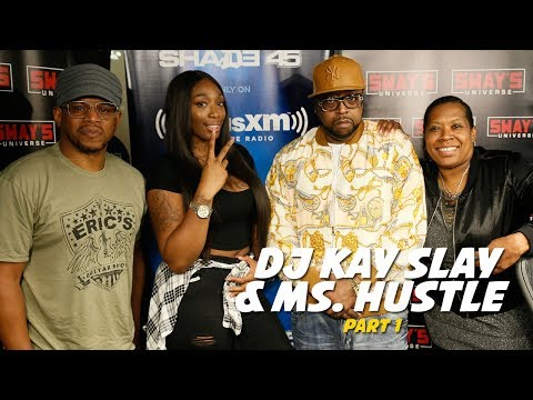 Part 1: DJ Kay Slay Talks Bad Record Deals and Coming Up In Hip Hop