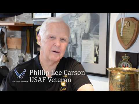 Interview with a veteran Vietnam Fighter Pilot | Phillip Lee Carson