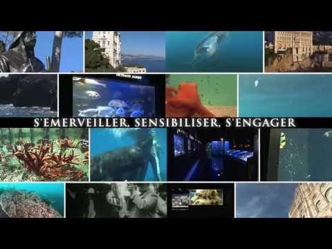 Entrez dans le Musée - Welcome in the Oceanographic Museum of Monaco