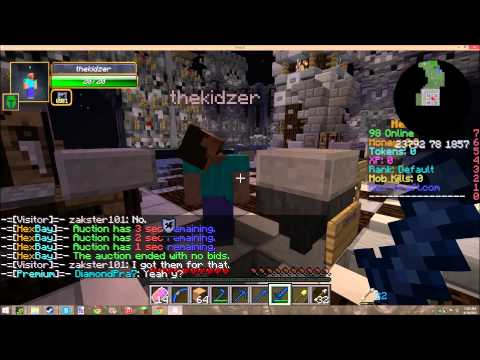 Hexxit Ep2 - Factions Base l Not Joining TGN - Goal - more