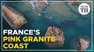 Brittany's pink granite coast