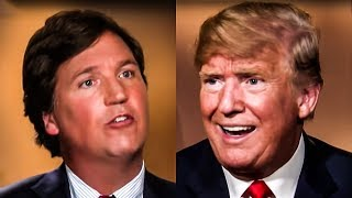 Trump and Tucker Carlson Go On Hateful Lie-Fueled Immigration Tangent