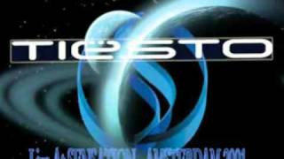 TIESTO - LIVE At SENSATION AMSTERDAM 2001 (HQ)