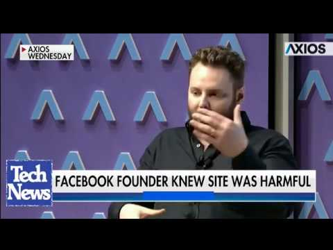 Ex Facebook President Sean Parker says Social Network Was Made To Exploit Human Vulnerability