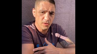 Diego Sanchez breaks silence on his UFC release on Instagram Live