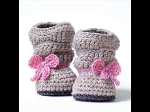 Mia Slouch Boots Crochet Pattern Presentation Youtube