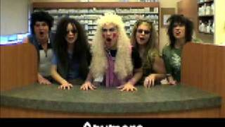 UBC Pharmacy Skits Night 2009 - Twisted Sister