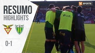 Highlights   Resumo: Desp. Aves 0-1 Tondela (Liga 19/20 #9)