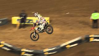 Supercross LIVE! 2014 - 2 Minutes on the Track - 450 Second Practice in St. Louis