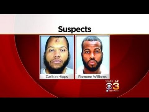 Suspects Identified In Shooting Death Of Philadelphia Police Officer