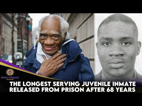 The Longest Serving Juvenile Inmate Released From Prison After 68 Years