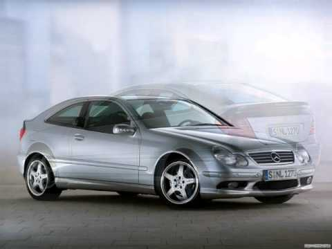mercedes benz sportcoupe w203 youtube. Black Bedroom Furniture Sets. Home Design Ideas
