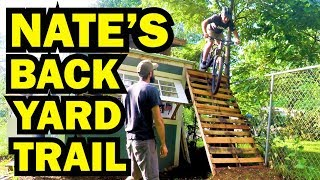 Nate's Backyard Trail