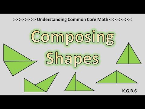 Understanding Common Core Math (Standard K.G.B.6)