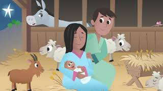 The First Christmas Gift - The Bible App for Kids - Story 20