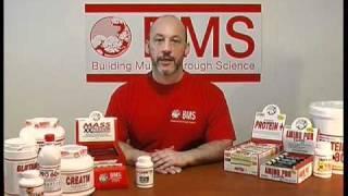 BMS-Sporternährung L-Carnitin - Sportnahrung