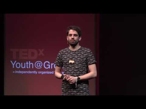 Change the world without taking yourself too seriously | Wilbert van de Kamp | TEDxYouth@Groningen