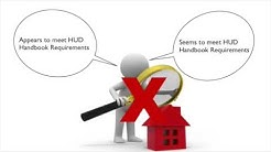 Do you know the minimum property requirements for a USDA loan?