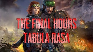 Gaming Culture: The Final Hours of Tabula Rasa