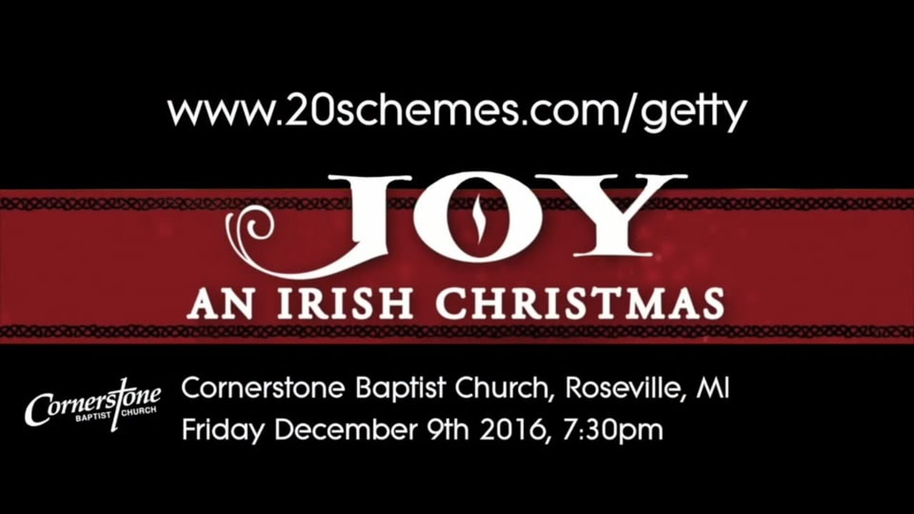 Joy: An Irish Christmas (Roseville, MI) - YouTube
