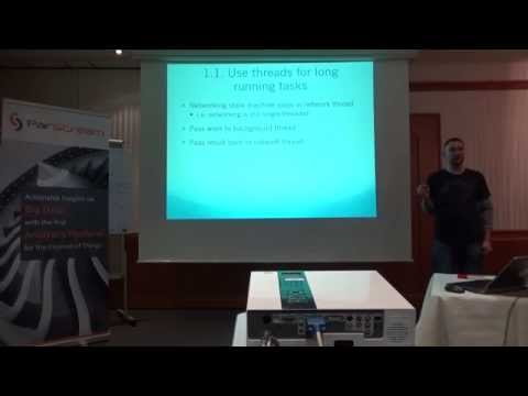 Threads are an illusion - asynchronous programming with boost::asio - Chris Kohlhoff