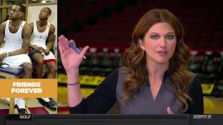Dwyane Wade & LeBron James Friendship - Love NBA